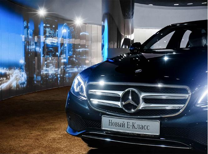 Фото №7 - Открытие нового шоурума Mercedes-Benz