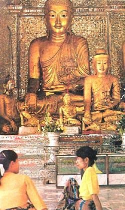 Фото №1 - На попутках по Мьянме