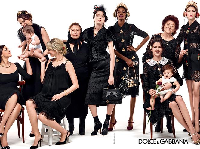 Фото №14 - Новая рекламная кампания Dolce&Gabbana