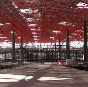 Фото №1 - Пекинский аэропорт станет крупнейшим