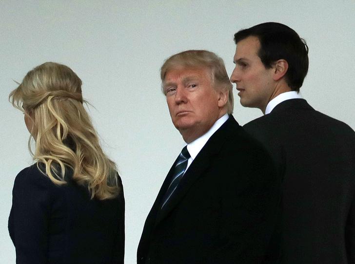 Фото №8 - Бесполезная Иванка Трамп: почему Первой дочери США пора покинуть Белый дом