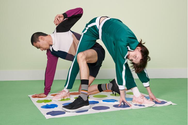 Фото №3 - ECCO представили новую коллекцию кроссовок Athletic Leisure Club