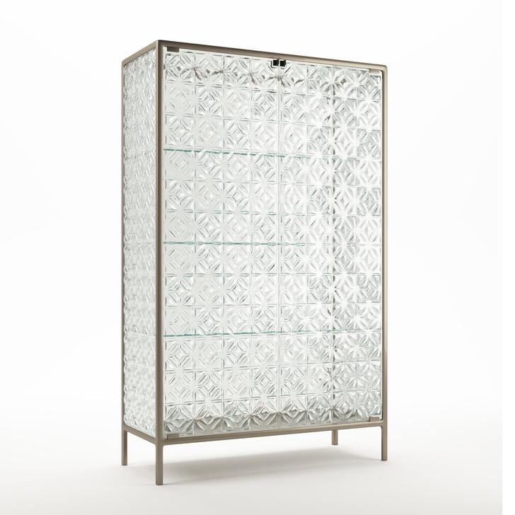 Фото №1 - Echo: витрина по дизайну Марселя Вандерса для Fiam