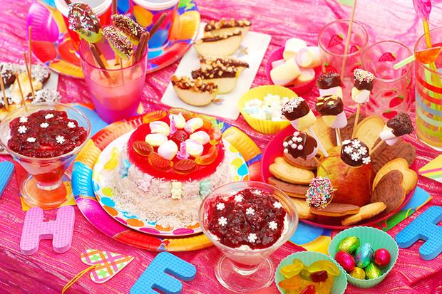 Фото №3 - Праздничное меню: день рождения ребенка