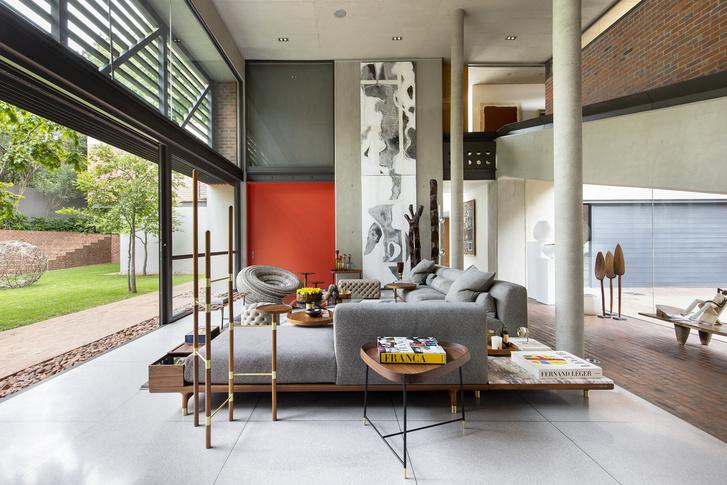 Фото №1 - Современный дом в Йоханнесбурге