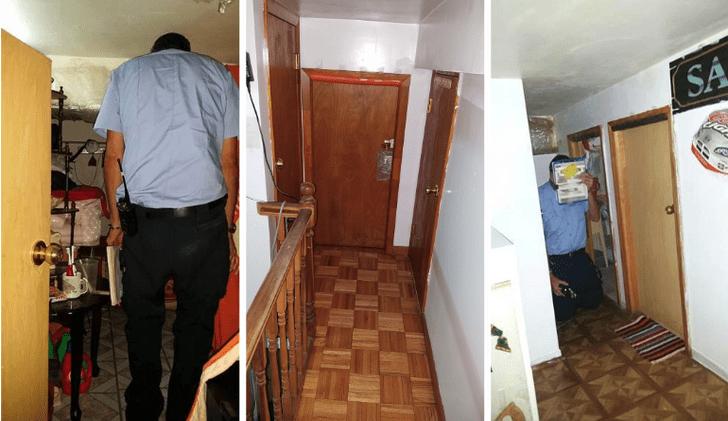 Фото №2 - В Нью-Йорке арестовали местного жителя, который сделал из небольшой квартиры 11 квартир под аренду (фото)