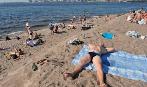 Фото №1 - Почти на всех пляжах Петербурга отдыхать можно, в Ленобласти — только на четырех