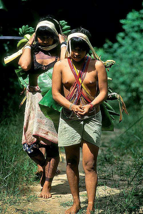 Фото №7 - Банан, лодка, барабан: правила жизни колумбийского племени марубо