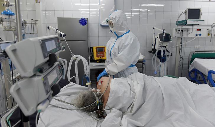 лечение коронавируса в больнице