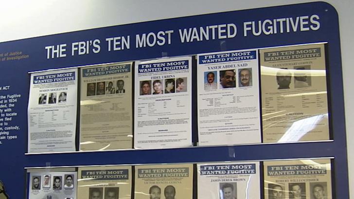 Фото №3 - Их разыскивает полиция. Как появился и как работает список «10 самых опасных преступников»