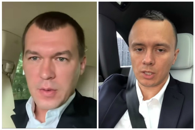 Фото №1 - Пародия на хабаровского врио Дегтярева от комика Ильи Соболева (видео)