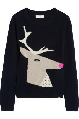 Фото №3 - Новогоднее настроение: топ-8 праздничных свитеров