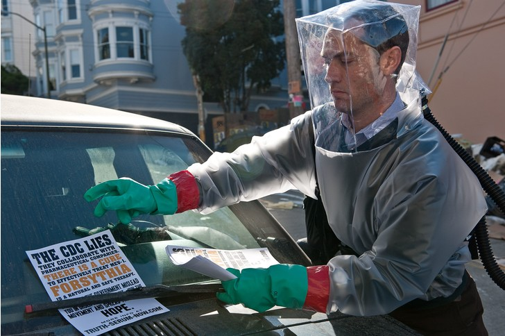 Фото №11 - Киноэпидемия: список лучших фильмов о вирусах