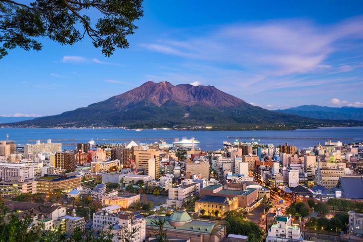 Фото №1 - Ученые предупредили о разрушительном извержении вулкана в Японии