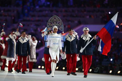 Россия, Олимпиада, Олимпийские игры, Сочи-2014