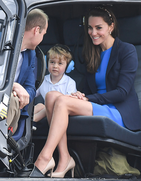 Фото №14 - Кризис трех лет по-королевски: принц Джордж показал характер