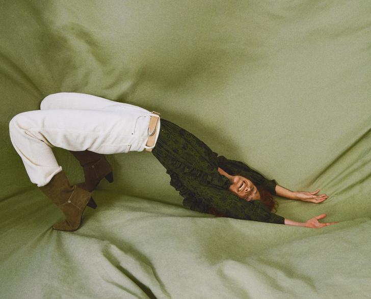 Фото №4 - Зеленый— новый черный: Claudie Peirlot представили экологичную коллекцию