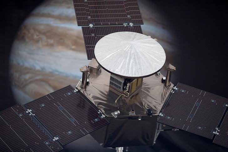 Фото №1 - НАСА продлило миссию «Юноны»