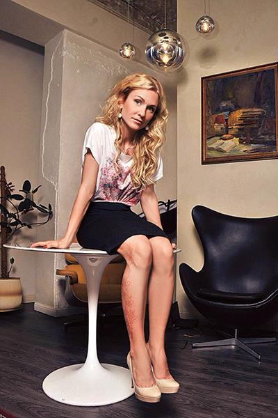Катя Гордон: развод