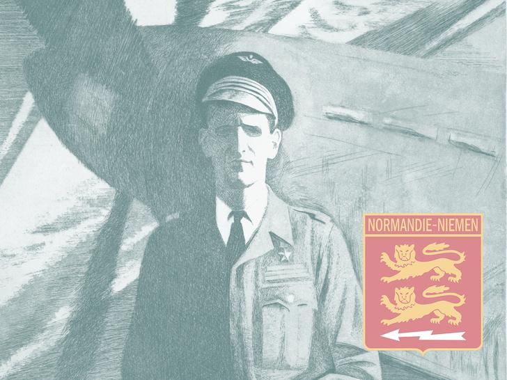 Фото №1 - Выставка «От Нормандии до Немана» в музее истории Лефортово