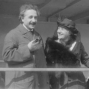 Фото №1 - Частная жизнь Альберта Эйнштейна