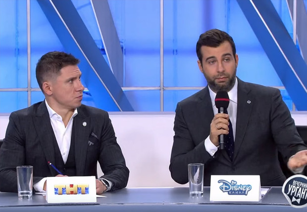 Фото №1 - Иван Ургант спародировал пресс-конференцию Дмитрия Медведева и задал не менее «острые» вопросы (видео)