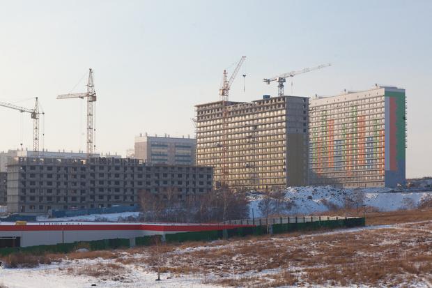 Фото №1 - Продажи жилья в новостройках в России выросли на 43 %