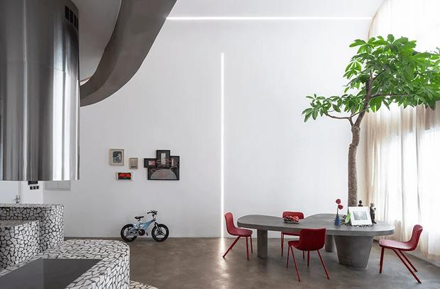 Фото №5 - Квартира для любителя модернизма во Вьетнаме