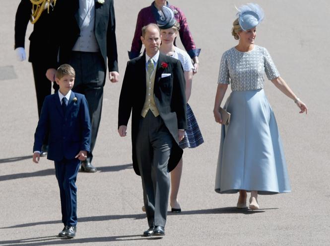 Фото №38 - Свадьба Меган Маркл и принца Гарри: как это было (видео, фото, комментарии)