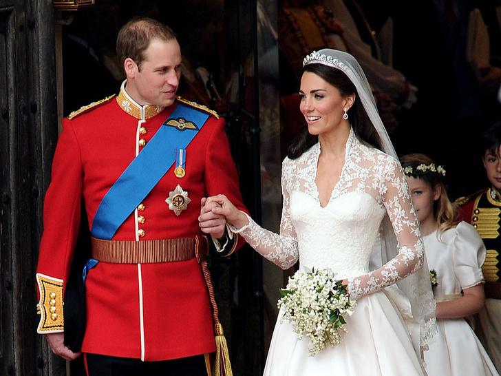 Фото №1 - Реальная любовь: самый трогательный факт о свадьбе Уильяма и Кейт