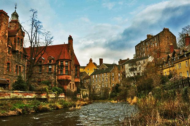 Фото №1 - Путешествие в Шотландию: прогулки в исторических декорациях