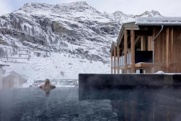 Фото №15 - Обновленный отель Cervo Mountain Resort в Церматте