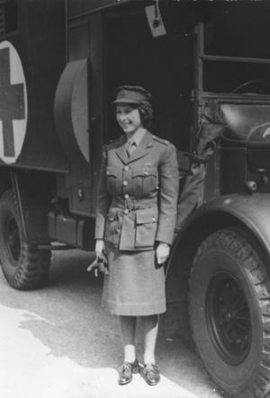 Фото №3 - Принцесса-водитель: как Елизавета служила своей стране во время войны