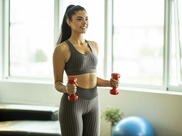 Фото №6 - Домашние тренировки: как получить результат не хуже, чем в спортзале