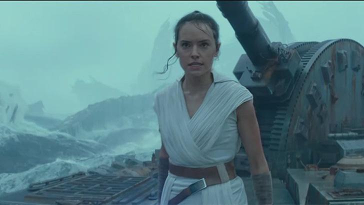 Фото №1 - Вышел последний трейлер последней серии последней трилогии «Звездных войн» (видео)