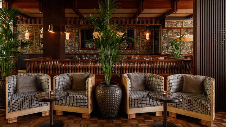 Фото №1 - Японский ресторан Mimi Kakushi в Дубае