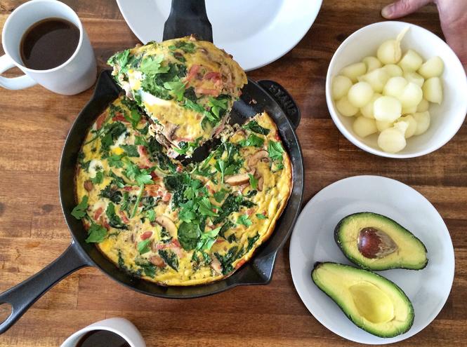 Фото №2 - Доброе утро, планета: 7 завтраков на каждый день