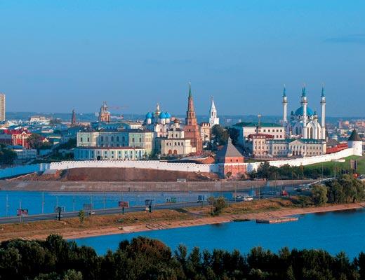 Фото №1 - Большой казанский Сабантуй