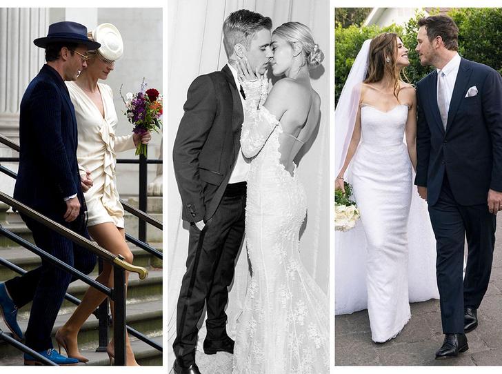 Фото №1 - 10 самых стильных звездных свадеб 2019 года