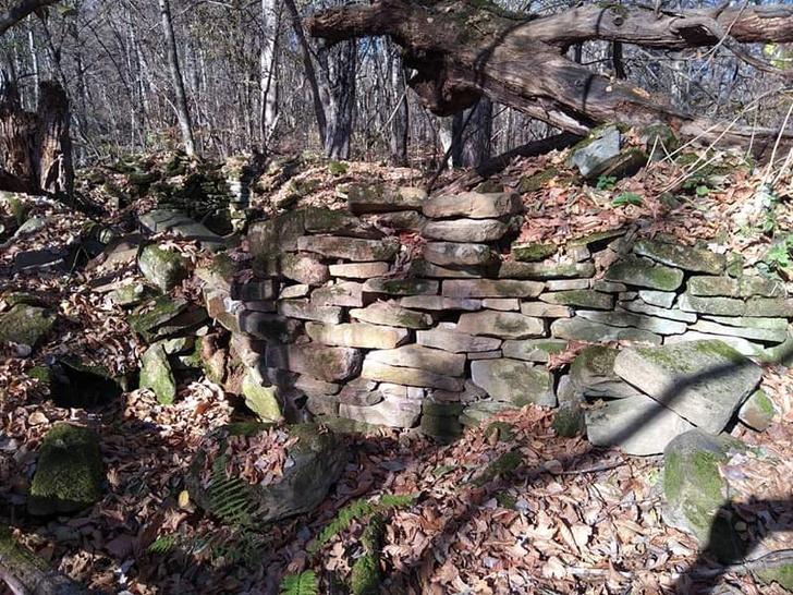 Фото №1 - На Кавказе обнаружены руины средневековой крепости