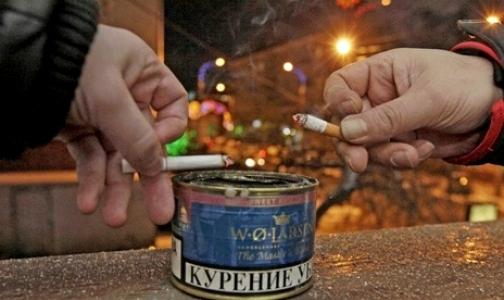 Фото №1 - Путин подписал антитабачный закон
