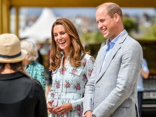 Фото №2 - Беременна или нет: о чем говорит язык тела Уильяма по отношению к Кейт