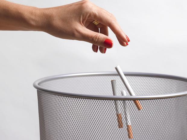 Фото №1 - Что происходит с организмом, когда вы бросаете курить