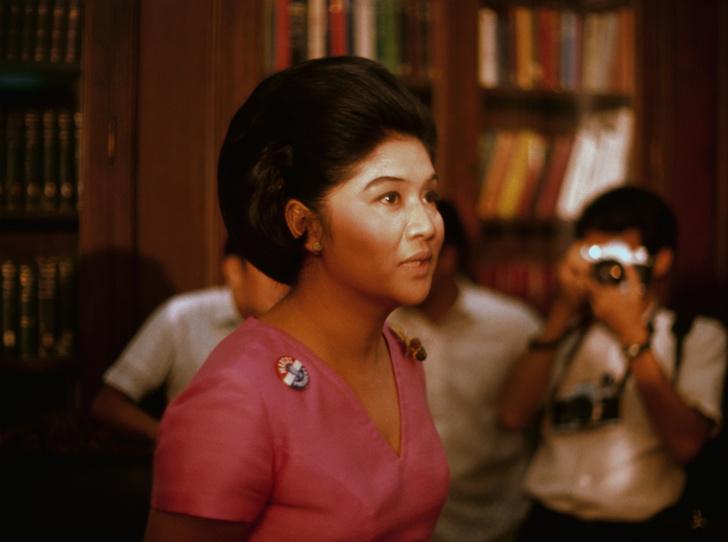 Фото №2 - Стальная бабочка Филиппин: взлеты и падения первой леди Имельды Маркос
