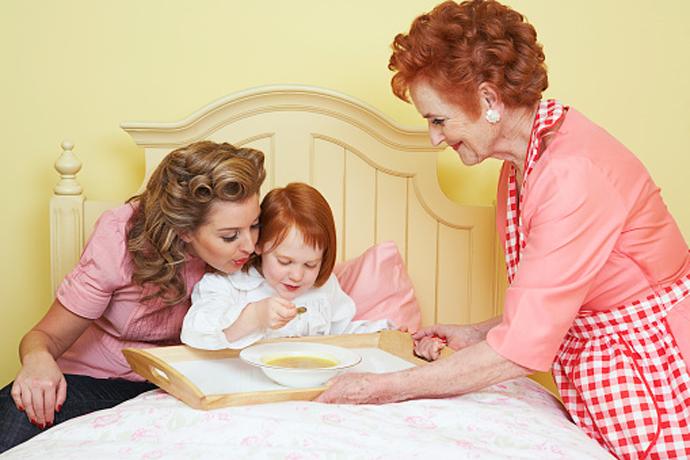 Тревога часто связана с непониманием, что такое ребенок