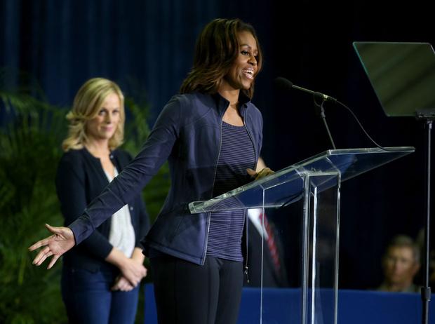 Фото №12 - От супруги президента к модной иконе: эволюция стиля Мишель Обамы