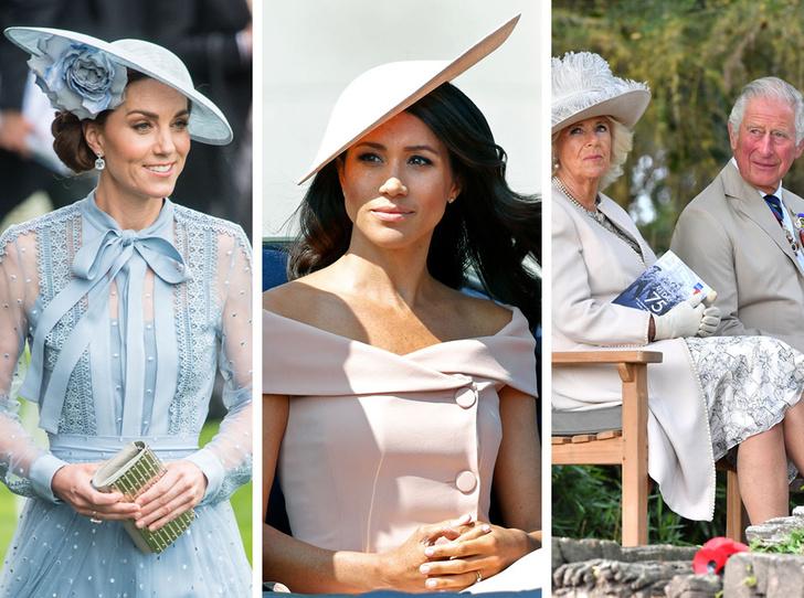 Фото №1 - Новые претензии: в чем Меган обвинила Кейт, Камиллу и Чарльза