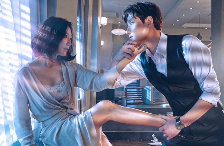 Фото №4 - Дорамы для взрослых: 10 корейских сериалов с очень горячими сценами 🤤🔥
