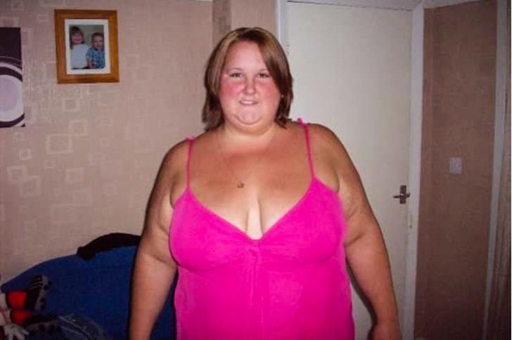 Фото №1 - Женщину заставила похудеть только клятва умирающим родителям