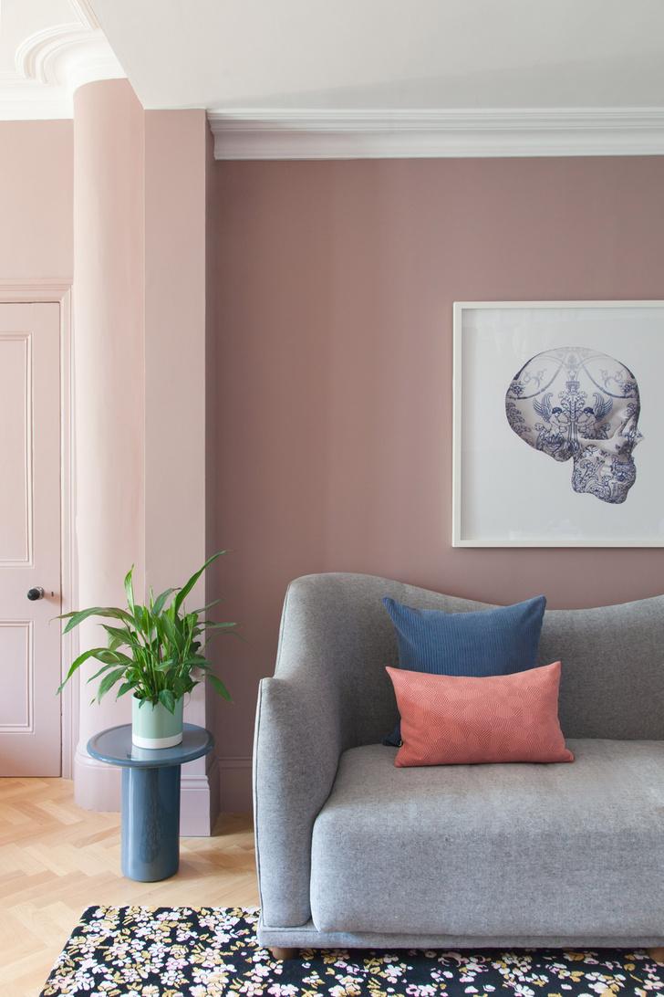 Фото №6 - Яркий дом в историческом районе Лондона